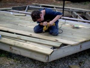 Day One - Deck Building